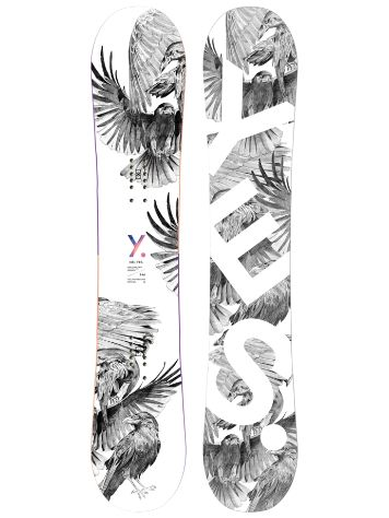 YES Hel Yes. 149 Snowboard 2021