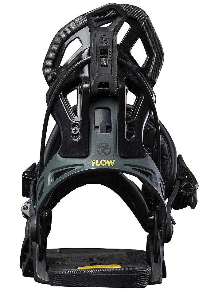 Flow Fuse-GT Bindung 2021 Black
