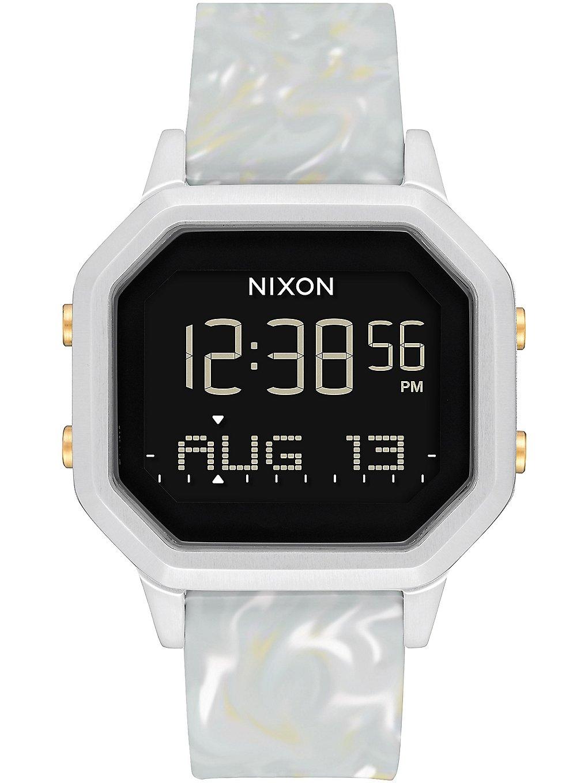 Nixon The Siren SS Watch gris