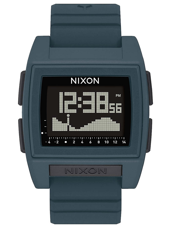 Nixon The Base Tide Pro Watch gris