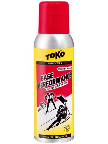 Toko Base Performance Liquid Paraffin Red  -2°C / -11°C Wax