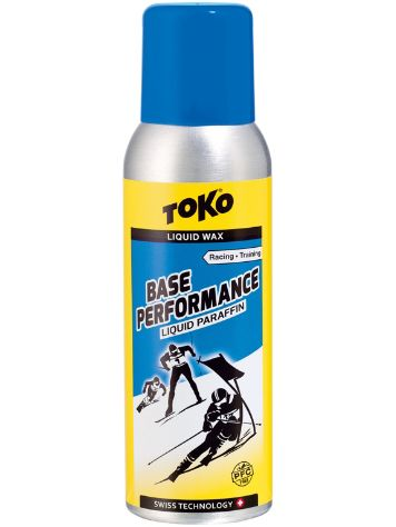 Toko Base Performance Liquid Paraffin Blue -9°C / -30°C Smøring