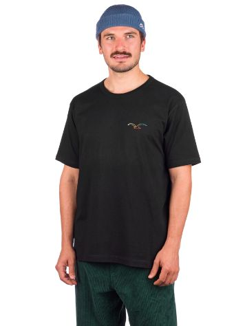 Cleptomanicx Möwe Color T-Shirt