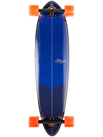 "Long Island Longboards Nura Pintail 35.0"" Complet"