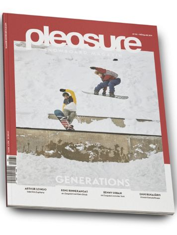 Pleasure #133 Magazin