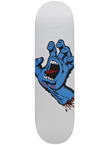"Santa Cruz Screaming Hand 8.25"" Skateboard Deck"