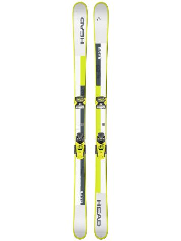 Head Frame Wall 84mm 176 + Attack2 13 GW 2021 Freeski-Set