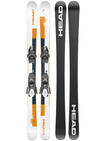 Head Caddy Jr SW 151 + Sx 7.5 GW AC Set de Ski 2021