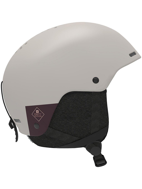 Salomon Spell Helmet beige