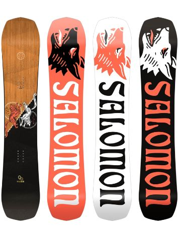 Salomon Assassin 158W 2021 Snowboard