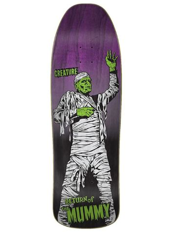 "Creature Mummy 9.35"" Skateboard Deck"