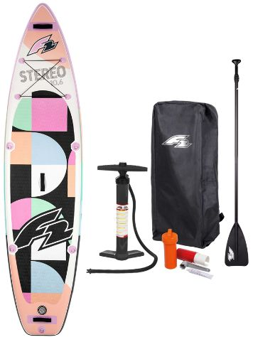 F2 Stereo Woman 10'5 SUP Board