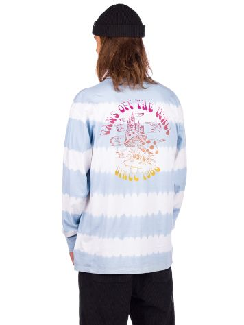 Vans In The Clouds Tie Dye Camisa Manga Comprida