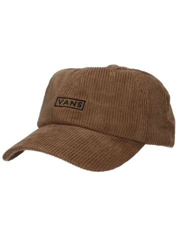 Vans Curved Bill Jockey Cap
