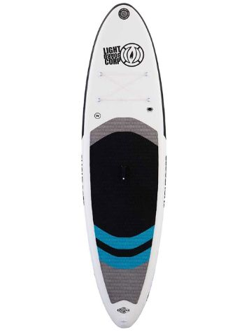 Light Silver Series Allrounder Wide 10'10 SUP Board
