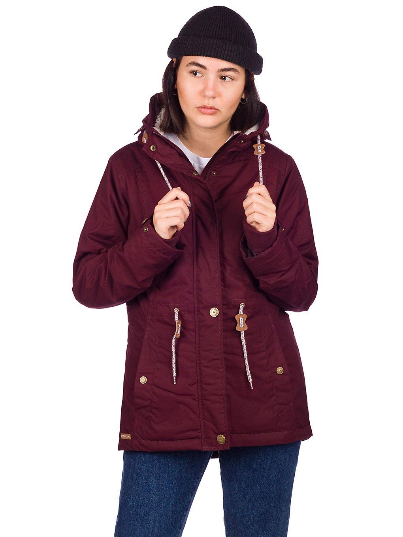Artikel klicken und genauer betrachten! - Hopi Kishory Jacket mit warmem Teddy-FutterDie Hopi Kishory Jacket ist wasser- und Wind-abweisend. Mit großer, kuscheliger Kapuze und geräumigen Seitentaschen ist diese Iriedaily Jacke auch an der Taille verstellbar und betont deine Figur optimal. | im Online Shop kaufen