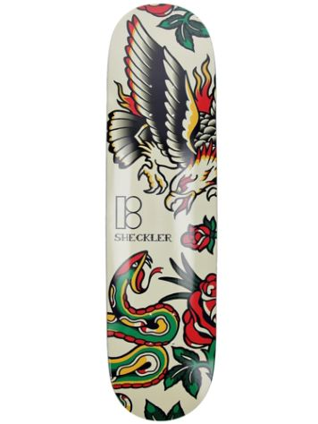 "Plan B Sheckler Traditional 8.0"" Skateboard deska"