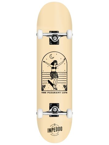 "Inpeddo Lady Beige 8.25"" Complete"