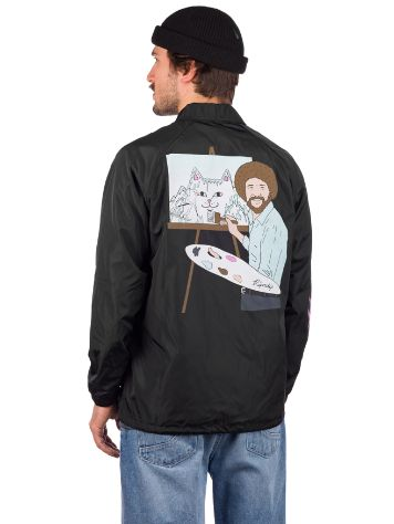 RIPNDIP Ross Coach Windbreaker