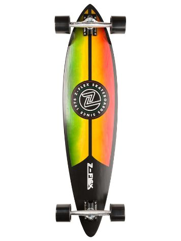 "Z-Flex Tri Ply Wood Grain 38"" Complete"
