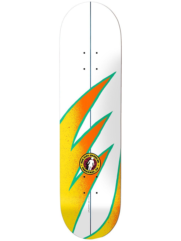 Artikel klicken und genauer betrachten! - Typisch Girl Skateboard, typisch gut.FeaturesGirl Skateboard DeckGSSC Serieoptimal zum Street und Park skaten    im Online Shop kaufen
