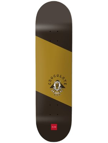 "Chocolate Secret Society Roberts 8"" Skateboard Deck"