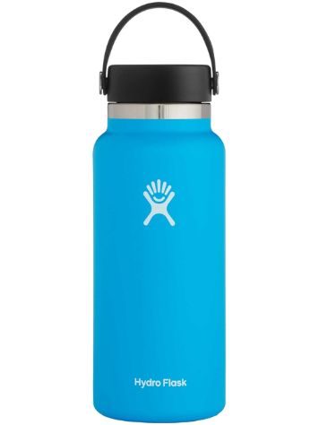 Hydro Flask 16 Oz Wide Mouth Flex Sip Lid Bottiglia