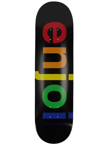 "Enjoi Spectrum R7 8.25"" Skateboard Deck"