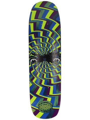 "Madness Skateboards Spun Out R7 8.375"" Skateboard Deck"