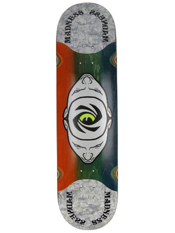"Madness Skateboards Minds Eye Popsicle Slick 8.125"" Skateboard D"