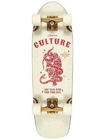 "Dusters Culture 29.5"" Skate Completo"