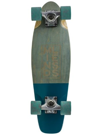 "Mindless Longboards Stained Daily III 24"" Skateboard"