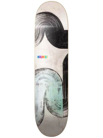 "Colours Aleksandar Bezinovic: Phantom Limb 8.25"" Skateboard deck"