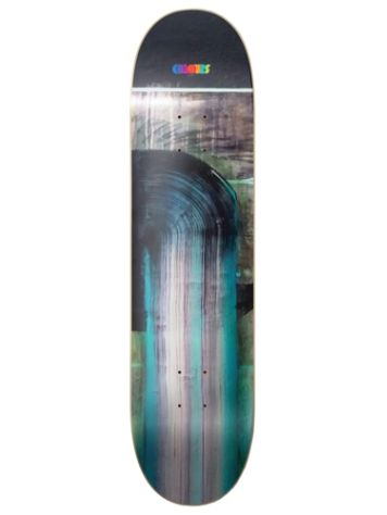 "Colours Aleksandar Bezinovic: Flowing 8.4"" Skateboard deck"