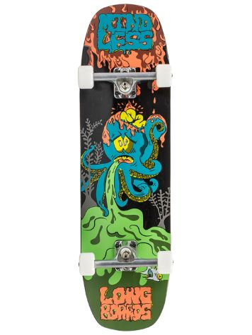"Mindless Longboards Octopuke 32.5"" Skateboard"