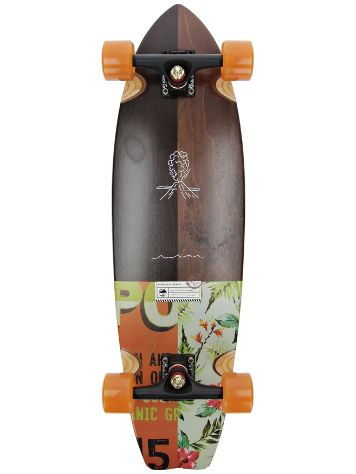 "Arbor Groundswell Sizzler 32"" Cruiser Completo"
