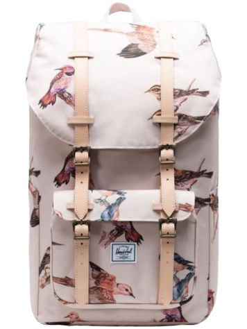 Herschel Little America Birds Of Herschel Mochila