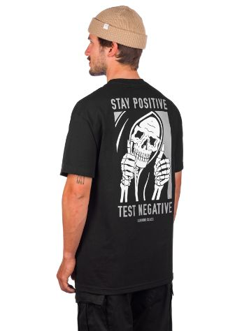 Lurking Class Stay Positive Camiseta