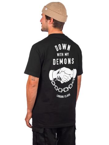 Lurking Class Down With My Demons Camiseta
