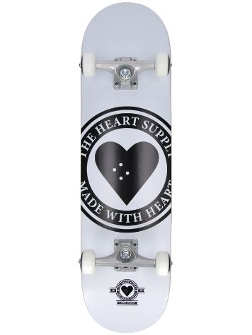 "Heart Supply Badge Lodge 8.25"" Skateboard"