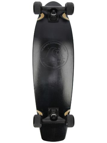 "Quiksilver Black Beauty 2.0 29"" Skateboard"