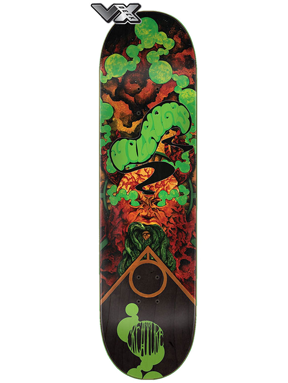 "Wilkins Infinite VX 8.8"" Skateboard Deck"