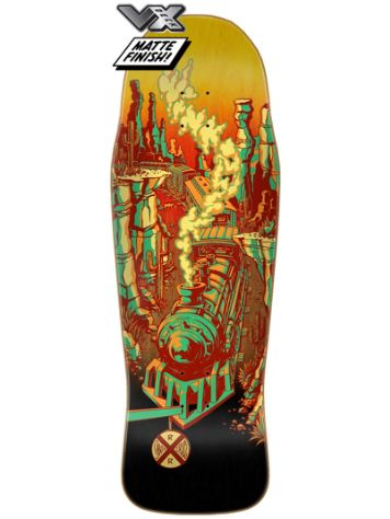 "Santa Cruz Winkowski Train VX 10.35"" Skateboard Deck"