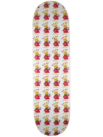 "Pizza Skateboards King 8.75"" Skateboard Deck"