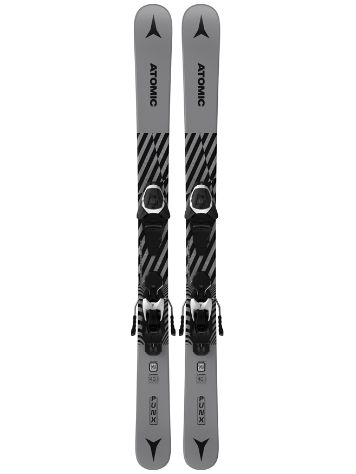 Atomic Punx Jr 140 85mm + L6 GW 2021 Set Freeski