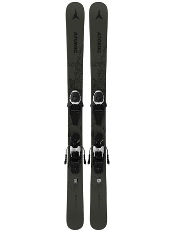 Atomic Bent Chetler Jr 140 + L6 GW 2021 Set Freeski