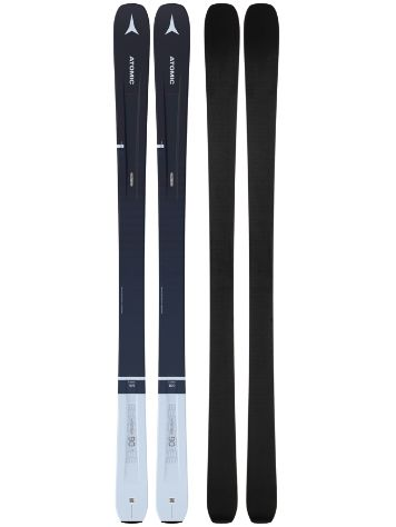 Atomic Vantage Ti 90mm 161 + Warden 11 2021 Ski Set
