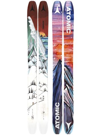 Atomic Bent Chetler 120mm 176 2021 Skis