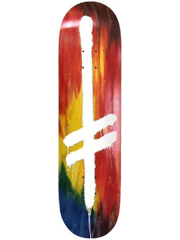 "Deathwish Original G Tropical 8.25"" Skateboard Deck"