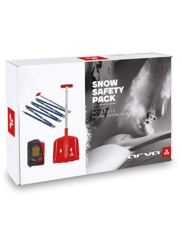 Arva Pack Safety Box Evo5 LVS-Gerät Set